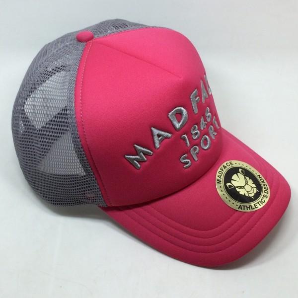 Cap Trucker - grey/sanguine (grey)