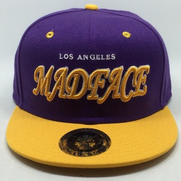 Casquette MADFACE - LOS ANGELES