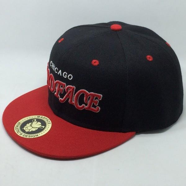 Cappellino MADFACE - CHICAGO