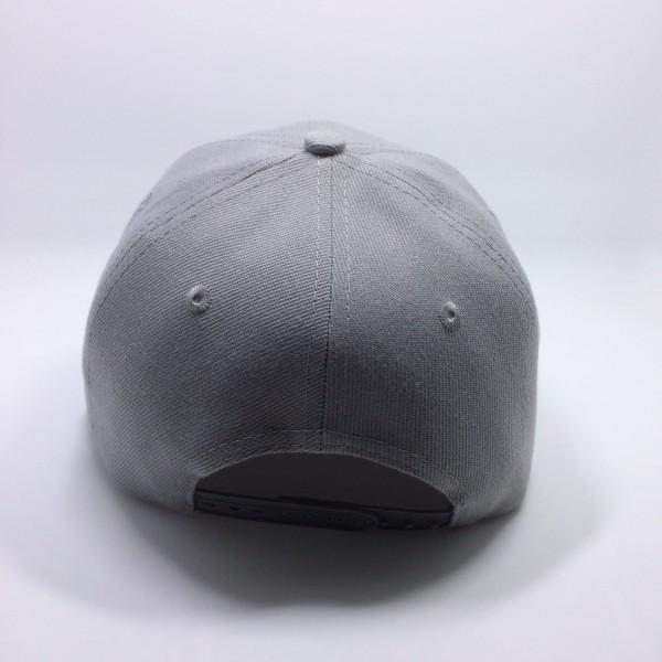 Casquette Baseball - gris/rose