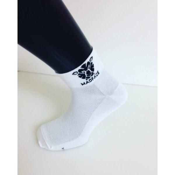Chaussettes Low - blanc