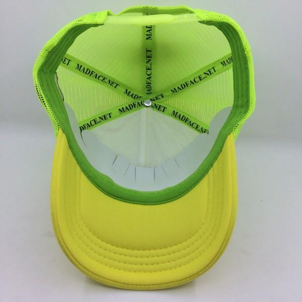 Cappellino Camionista - YellowToYellow (white)