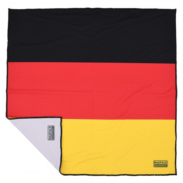 MADFACE original Germany reversible scarf - 100% made in France