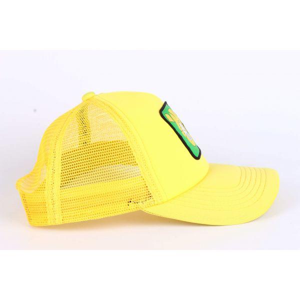 Cap Turbo - yellow